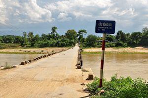 Quảng Ngãi chủ trương đầu tư Dự án Cầu sông Rin khoảng 245 tỷ đồng