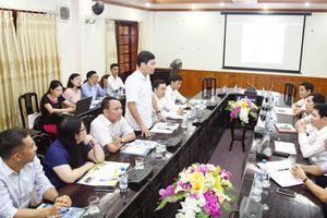 Báo Đấu thầu làm việc với UBND tỉnh Hà Nam về đẩy mạnh quảng bá môi trường đầu tư