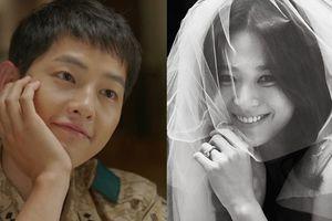 Song Joong Ki bật mí không bao giờ hết yêu Song Hye Kyo: 'Dù đã kết hôn nhưng chúng tôi cứ như đang hẹn hò'