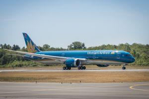 Vietnam Airlines tăng chuyến phục vụ người hâm mộ đến cổ vũ Olympic Việt Nam đá tứ kết ASIAD 2018