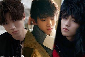 Điêu đứng trước vẻ ngoài nam tính của Vương Tuấn Khải (TFBOYS) trong phim 'Thiên Khanh Ưng Liệp'