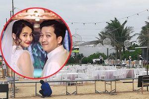 Không chỉ Trường Giang - Nhã Phương, các cặp sao Việt này cũng từng 'cưới ngay kẻo lỡ' trên bờ biển