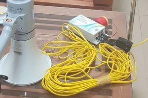 75 bộ thiết bị cảnh báo lũ quét được lắp đặt tại Lào Cai