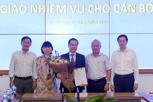 Ông Nguyễn Đăng Nguyên nhậm chức Tổng Giám đốc MobiFone