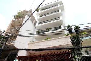 Nhiều khách sạn, biệt thự trung tâm TP.HCM được cấp phép xây dựng sai