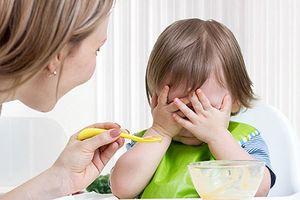 Xác định nguyên nhân để giải quyết 'tận gốc' chứng biếng ăn ở trẻ