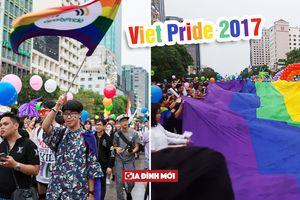 Viet Pride Sài Gòn: Nhìn lại những khoảnh khắc màu cầu vồng tràn ngập phố đi bộ