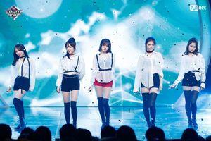 Dàn mỹ nhân trẻ trung của Produce 48 'bùng nổ' trên sân khấu M Countdown