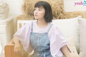 Trương Thảo Nhi quyết tâm vượt qua hit 'Bốn chữ lắm' bằng việc tung 5 MV liên tục chỉ trong vòng 1 tháng