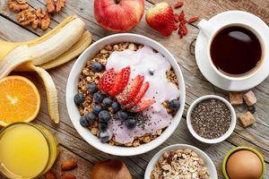 6 'siêu thực phẩm' cho bạn khởi đầu ngày mới tràn đầy năng lượng