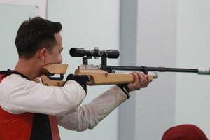 Ngô Hữu Vượng đoạt HC đồng bắn súng tại Asiad