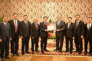 Tiếp tục đẩy mạnh các hoạt động ngoại giao nhân dân giữa hai nước Việt Nam – Lào