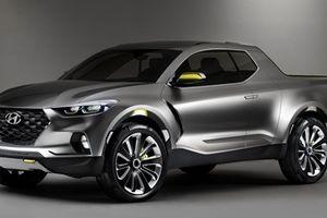 Hyundai công khai dự án phát triển xe bán tải
