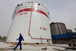 Unipec của Trung Quốc tiếp tục mua dầu của Mỹ