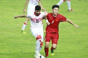 Olympic Việt Nam bộc lộ những yếu điểm nào sau trận đấu với Bahrain?