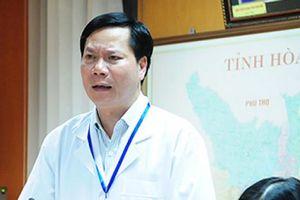 Khởi tố cựu Giám đốc Bệnh viện Đa khoa tỉnh Hòa Bình Trương Quý Dương