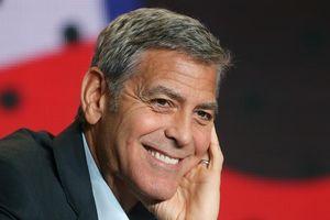 George Clooney là sao nam kiếm tiền giỏi nhất năm 2018