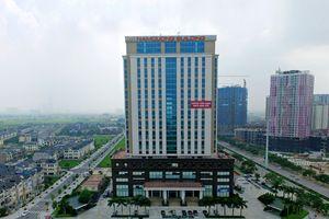 Cận cảnh khu đô thị xanh Dương Nội