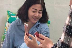 Kết quả điều trị ung thư của diễn viên Mai Phương tiến triển lạc quan