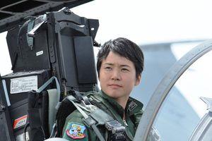 Nữ phi công máy bay chiến đấu đầu tiên của Nhật Bản