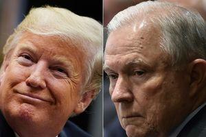 Tổng thống Mỹ có thể sa thải Bộ trưởng Tư pháp