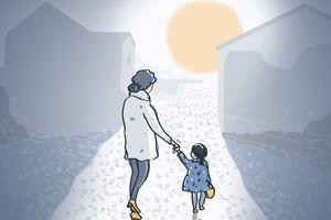 'Long đong bên ngoài đủ rồi, giờ là lúc về lo cho mẹ'