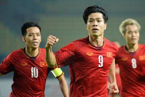Olympic Việt Nam - niềm tự hào của bóng đá Đông Nam Á tại ASIAD 2018