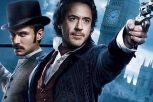 Jude Law hé lộ ý tưởng ban đầu của 'Sherlock Holmes 3' (2020)