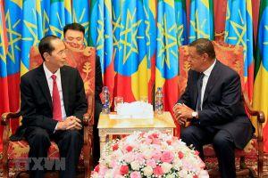 Việt Nam - Ethiopia tăng cường thuận lợi cho doanh nghiệp đầu tư kinh doanh