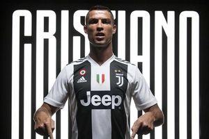 Nhờ Ronaldo, giá trị của Juventus tăng thêm 300 triệu euro