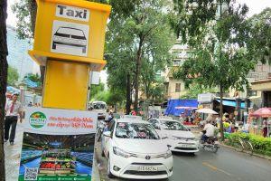 Điểm đón taxi cố định tại TPHCM: Thí điểm làm gì khi ngay từ đầu đã thiếu tính khả thi!