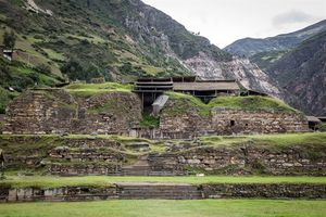 Phát hiện mê cung mới trong đền cổ Chavín de Húantar