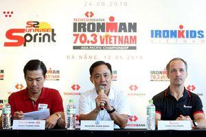 Bắt đầu tiếp nhận đăng ký tham gia giải đấu Techcombank Ironman 70.3