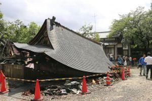 Bão gây thiệt hại ở Nhật Bản và Hàn Quốc