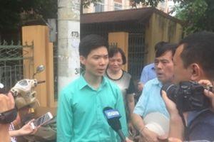 Thay đổi tội danh đối với bác sĩ Hoàng Công Lương