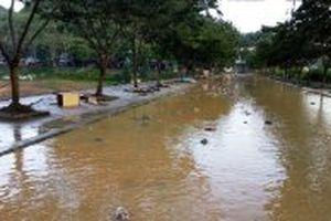 Lũ ống và sạt lở đất làm hư hỏng 21 nhà dân ở Lào Cai