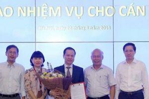 Ông Nguyễn Đăng Nguyên giữ chức TGĐ MobiFone thay ông Cao Duy Hải