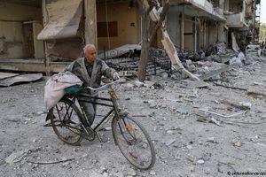 Nga cảnh báo nguy cơ xảy ra tấn công hóa học tại Syria