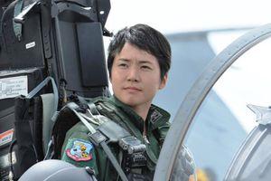 Nhật có nữ phi công máy bay chiến đấu đầu tiên