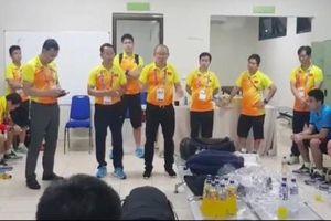 Vào tứ kết Asiad 2018, Olympic Việt Nam nhận tiền tỷ