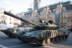 Ukraine tung biến thể nâng cấp đầy sức mạnh của T-64BV