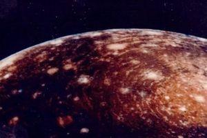 Khám phá sửng sốt về mặt trăng Callisto, sao Mộc