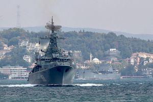 Nga dồn dập điều tàu hải quân tới tiếp viện vũ khí cho Syria