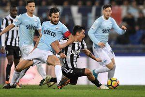 Juventus - Lazio (23 giờ 25.8): Kỳ lạ thành tích đối đầu