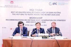 'Việt Nam cần phải sớm có chiến lược mới về thu hút FDI'