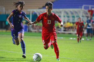 Tuyển bóng đá nữ nhận 400 triệu dù bị loại khỏi ASIAD 2018