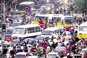 Hà Nội: Tăng cường kiểm soát khắc phục tình trạng ùn tắc, đảm bảo trật tự an toàn giao thông
