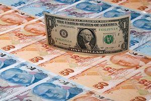 Tỷ giá ngoại tệ ngày 25/8: USD giảm, Yên Nhật tăng