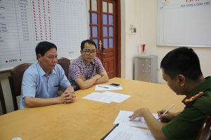 Chạy thận chết 9 người: Áp dụng biện pháp ngăn chặn với ông Trương Quý Dương