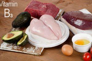 Muốn khỏe mạnh, bạn hãy tích cực ăn 5 thực phẩm giàu vitamin B3 này